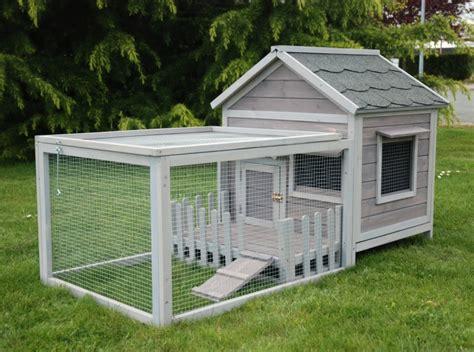 cage pour lapin d ext 233 rieur animaloo