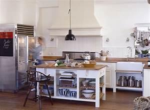 Küchen Farben Trend : trend natur repr sentativ individuelle k che von robinson cornish bild 9 sch ner wohnen ~ Markanthonyermac.com Haus und Dekorationen