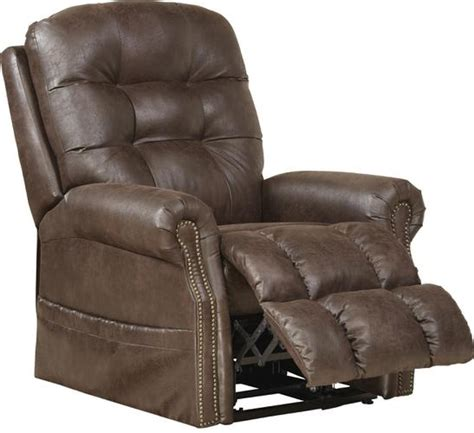 ramsey power lift lay flat recliner with heat in
