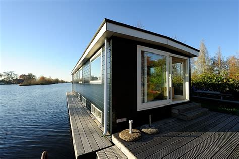 Woonboot Te Huur Loosdrechtse Plassen by Luxe Vakantiehuis Aan Het Water