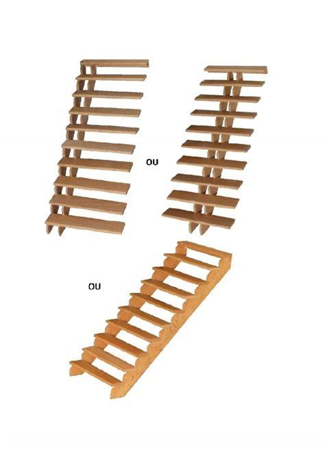 escalier droit epure sans re escaliers d2bois fr