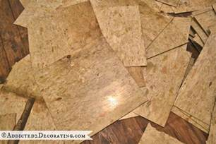 Covering Asbestos Floor Tiles With Hardwood by Vinyl Flooring Asbestos Identification Alyssamyers