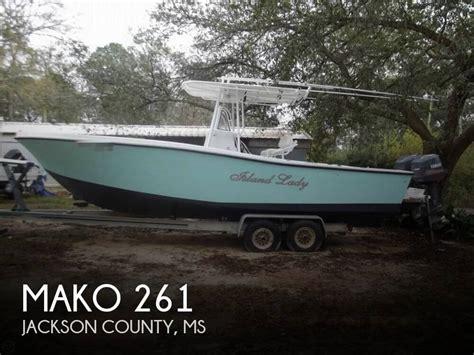 Used Mako Boats For Sale In Louisiana by Mako 261 Center Console Boats For Sale Boats