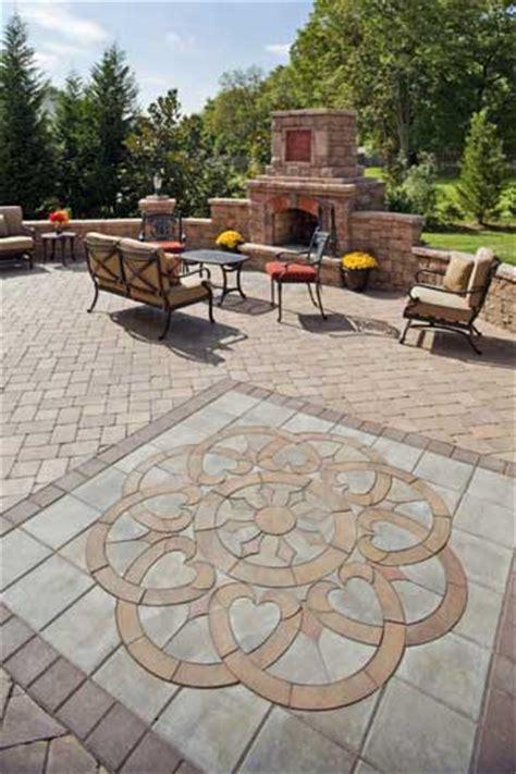 paver patio designs and ideas