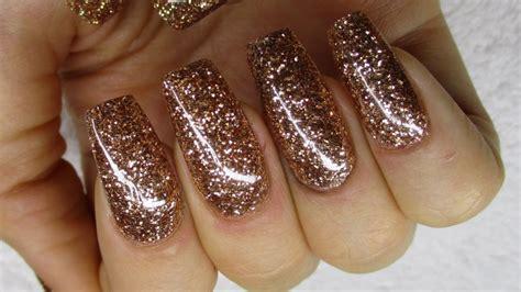 All Glitter Gelnails