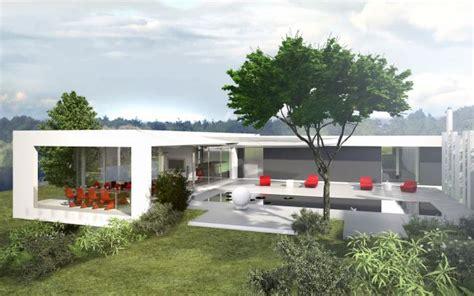 architecte pour construction maison et villa moderne lyon cubik architecture