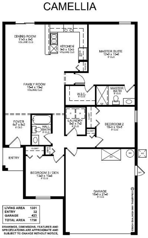 highland homes house floor plans