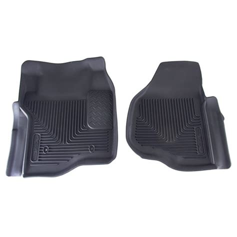 floor mats for 2012 ford f 250 and f 350 duty husky liners hl53301