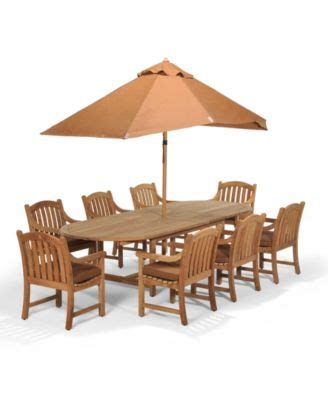bristol outdoor dining sets pieces furniture macy s