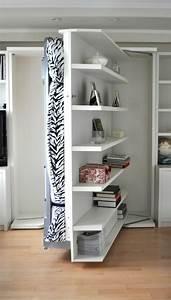 Kleine Wohnung Optimal Einrichten : kleines schlafzimmer mit viel stauraum ~ Markanthonyermac.com Haus und Dekorationen