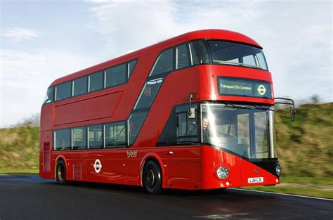 New Bus For London Driven Autocar