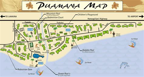 Puamana Condos For Rent In Lahaina Maui Oceanfront