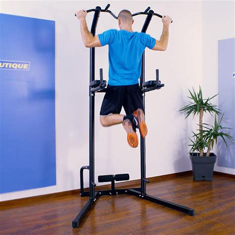 chaise romaine fitness doctor tower noir