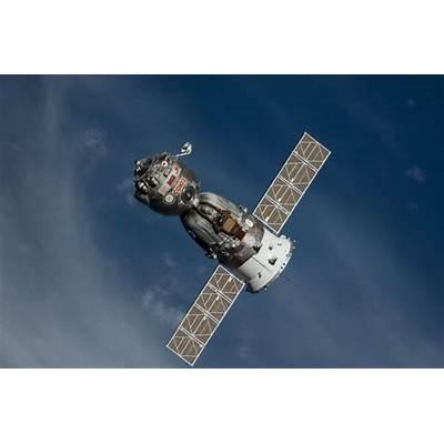 The Soyuz TMA-12M Spacecraft DepartsNASA