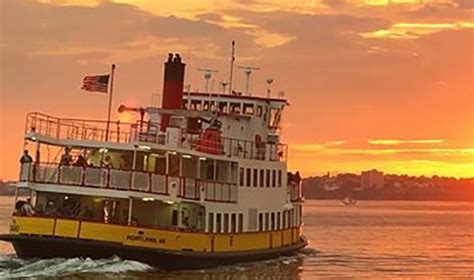 Boat Rides Portland Oregon by Portland Maine Cruises Casco Bay Tours And Boat Rides