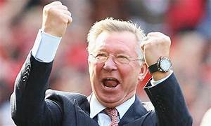 Sir Alex Ferguson would have celebrated 25 years in charge ...
