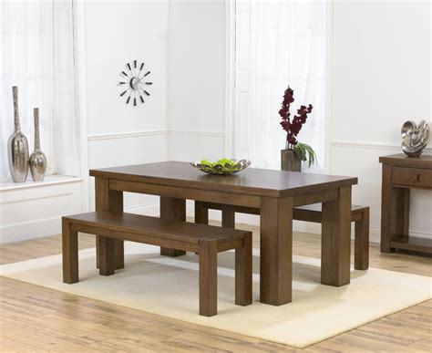 5 Dining Room Set With Bench by Bench Style Dining Table Sets Bench Dining Tables Bench