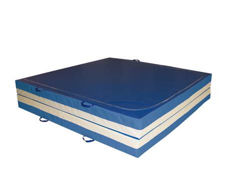 gymnastique tapis matelas modules