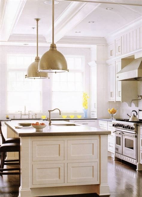 Kitchen Cabinets Island Shelves Cabinetry White Walnut