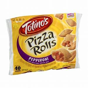 Totino's Pepperoni Pizza Rolls 40Ct   Hy-Vee Aisles Online ...