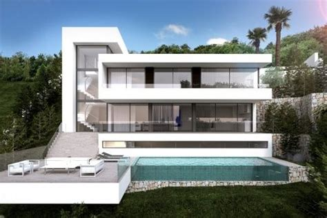 alpine villa modern home design ideas dale alcock homes villa plan design modern home exterior house