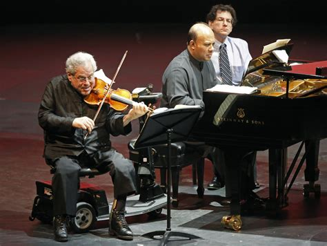 Itzhak Perlman At The Civic Opera House Concert Review