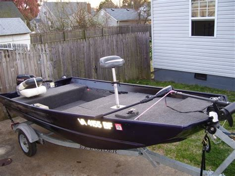 Deck Boat Job by Build Jon Boat To Bass Boat
