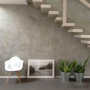 Beton Cire Verarbeitung : beton cir wandbelag ab 14 90 euro pro m 25 90 ~ Markanthonyermac.com Haus und Dekorationen