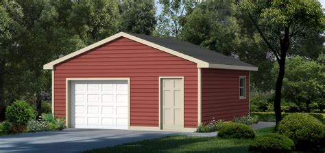 1 car garage kits 84 lumber