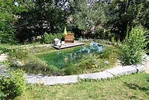 Badeteich Im Garten : badeteich schwimmteich egli gartenbau ag uster ~ Markanthonyermac.com Haus und Dekorationen