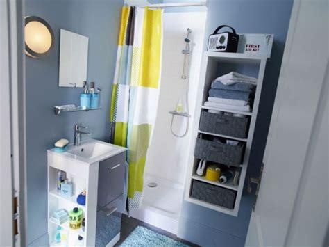 des astuces pour optimiser une mini salle de bains maisonapart
