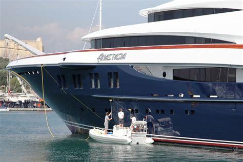 Anastasia Boat by Yacht Anastasia Oceanco Charterworld Luxury Superyacht