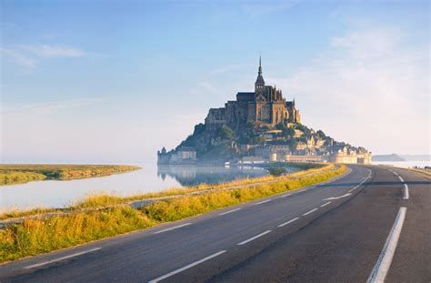 to mont st michel cycling self guided 9 nights
