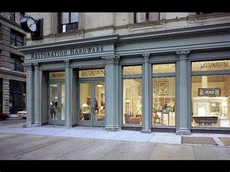 Restoration Hardware Shopping Review  New York Flatiron