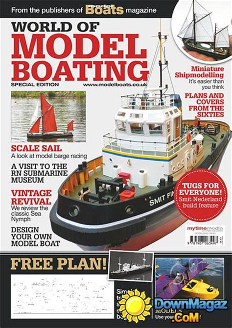 Model Boats Magazine Download by World Of Model Boating Model Boats Special Edition 2013