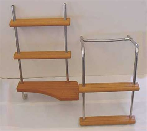 Sea Ray Boat Ladders by Replacement Step Pads For Sea Ray Ladders Plasteak Inc