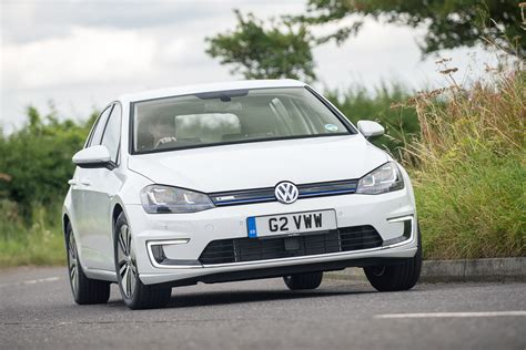 volkswagen e golf electric car pictures auto express