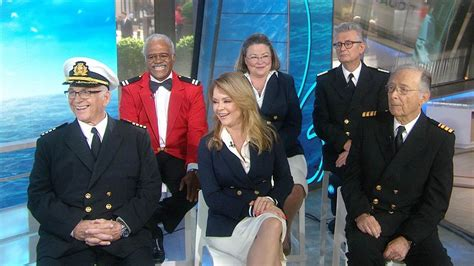 Julie From Love Boat Today by See The Love Boat Cast Reunite Live On Today And Get A