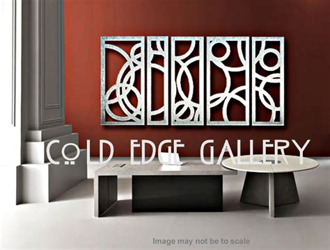 large metal wall decor by coldedgegallery