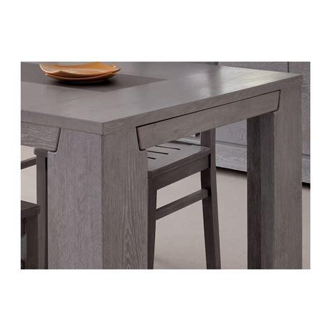 les concepteurs artistiques table rectangulaire avec allonges integrees