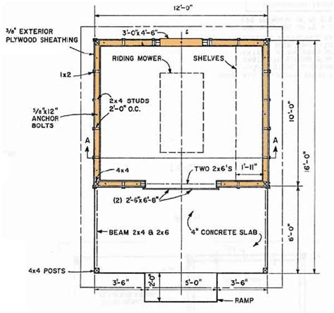 shed plans 12 215 16 free construct your own shed by way of free shed plans cool shed design