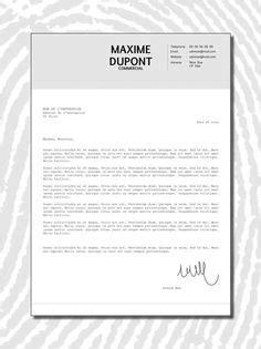 curriculum vitae cv lettre de motivation design par loveandklo lettre de motivation