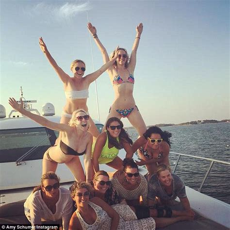 Soul Together Boat Party Maidenhead by Jennifer Lawrence Kisses Amy Schumer S Feet Before Dancing