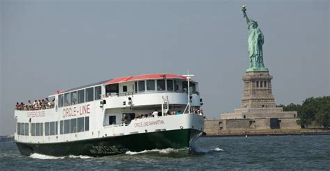 Round Manhattan Boat Trip by Nyc Boat Tours Nyc Sightseeing Cruises