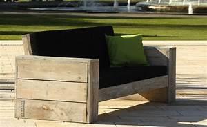 Outdoor Sofa Holz : lounge 3er sofa wittekind gartenm bel holz gartenm bel loungem bel terrassenm bel ~ Markanthonyermac.com Haus und Dekorationen