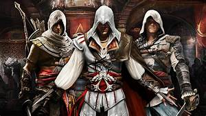 All The Assassin's Creed Games Reviewed: Origins, AC 3 ...