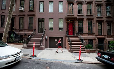 Do You Want A Townhouse With Garage In Manhattan?
