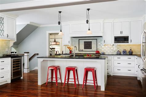 Urban Cottage  Traditional  Kitchen  By Anchor Builders