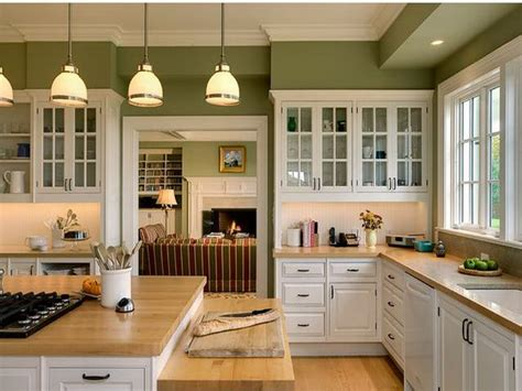 green cabinets for kitchen fortikur