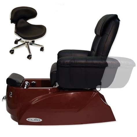 cleo day spa pedicure chair unit